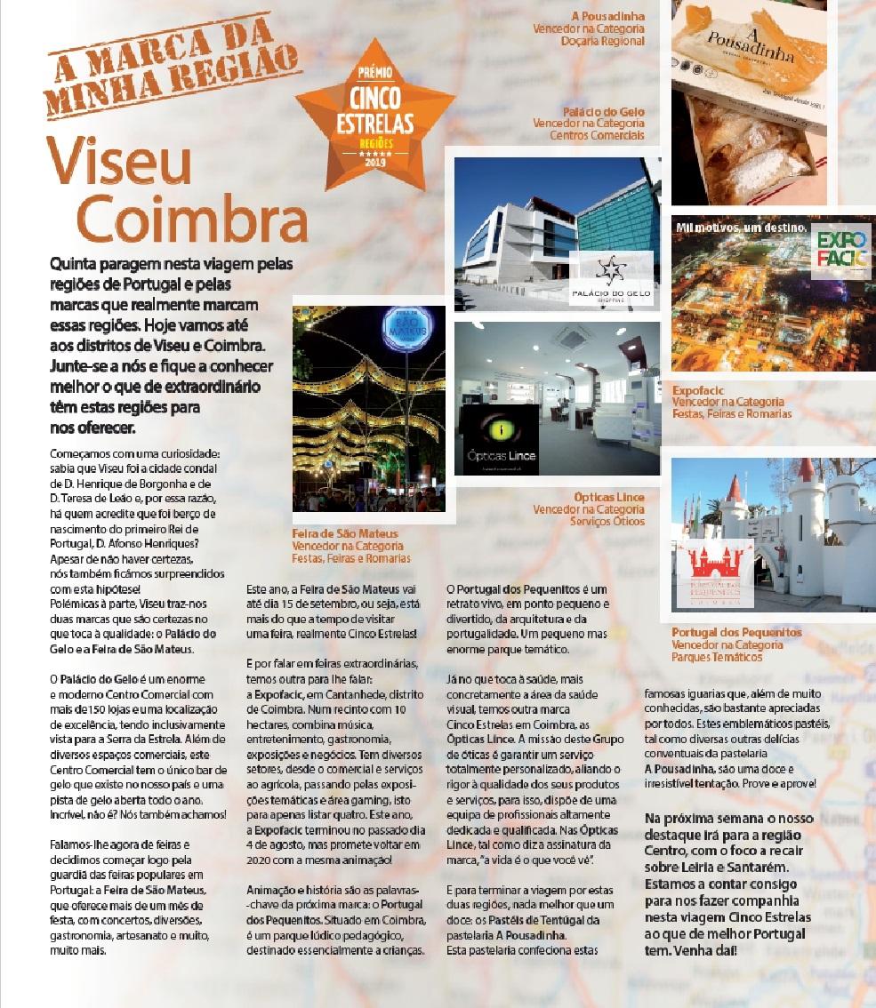 1'setembro'2019 | Região de Viseu e Coimbra